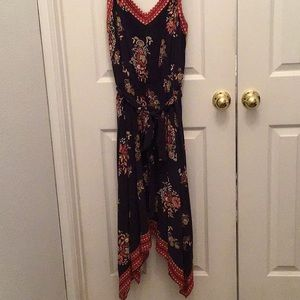 Boho Scarf Dress